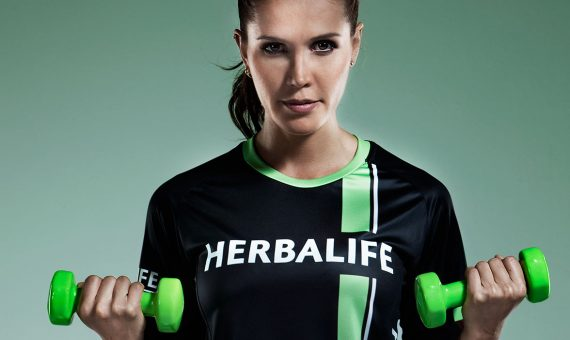 Herbalife Isabel Estrada Celebrities