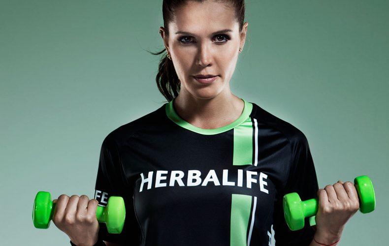 Herbalife Isabel Estrada celebridades
